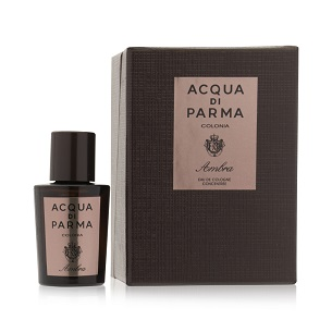miniaturas perfume hombre ambra