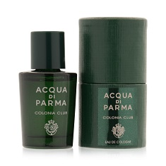 mini perfume acqua di parma club