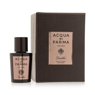miniatura perfume hombre leather