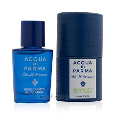 mini perfume acqua di parma bergamotto