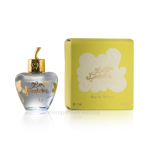 miniatura de perfume lolita lempicka detalles boda originales