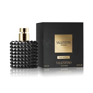 mini perfume boda valentino donna noir absolu