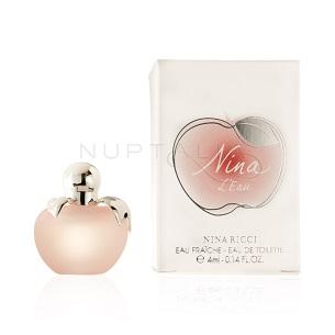 Mini perfume Nina l'Eau mini colonia original detalles de boda recordatorios
