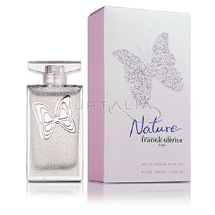Miniatura Nature Frank Olivier Miniaturas perfumes miniperfumes detalles boda bautizo comunion