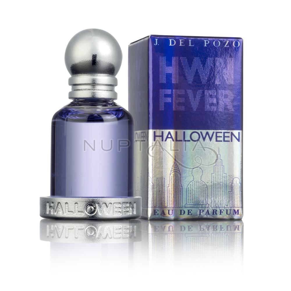 Miniatura Halloween Fever Jesus del Pozo Miniaturas perfumes miniperfumes detalles boda bautizo comunion