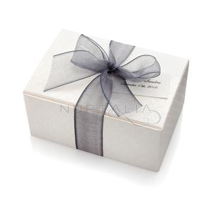 Caja rectangular acolchada elegante detalles de boda obsequios invitados. Cajitas presentaciones envoltorios regalos relieve textura estampado