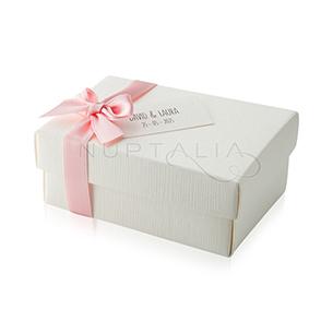 Cajita regalos bodas