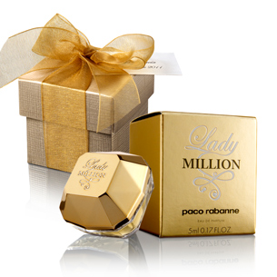 Lady million mariage