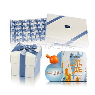 regalos para boda perfumes moschino regalos invitados mini colonias miniaturas perfume originales