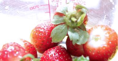 Aroma Car minibottle Strawberry - Item1