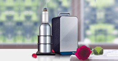 Fragrance Diffuser Nebulizer Nebucent900 - Item2