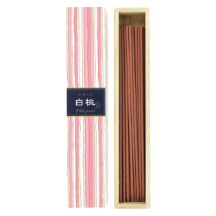 White Peach Incense