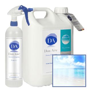 Parfum d'ambiance Spray Eau Marine 5 litres