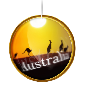 Car Freshener Continents Australia