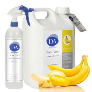 Ambiendor Spray Banana Tropical 5 litr