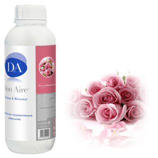 Diffuser fragrance roses bouquet