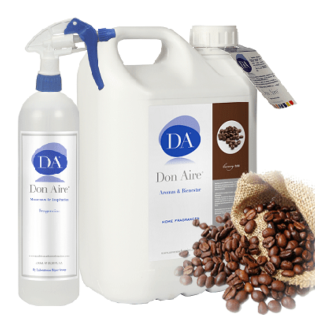 Home Fragrance Spray Coffee 5 liter.
