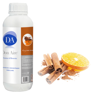 Diffuser fragrance orange cinnamon