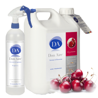Home Fragrance Spray Sweet Cherry 5 liter.