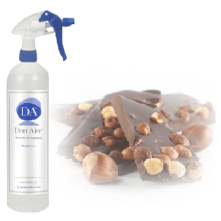 Ambientador Spray chocolate 750ml.
