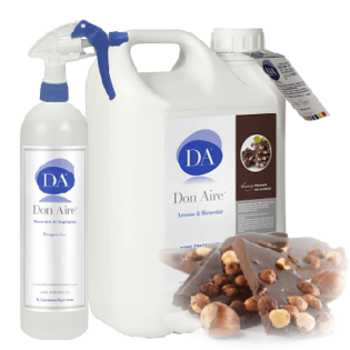 Ambiendor Spray chocolate 5 litros