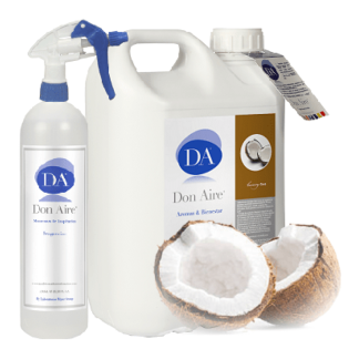Home Fragrance Spray Malasya Coconut 5 liter.