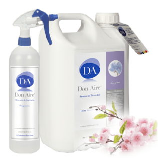 Home Fragrance Spray Floral 5 liter.
