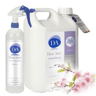 Parfum d'ambiance Spray Floral 5 litres.