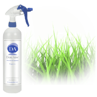 Home Fragrance Spray Freshly cut grass 750ml.