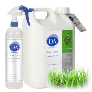 Ambiendor Spray hierba fresca 5 litros