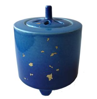 Incensario Azul y Oro Centhylon.