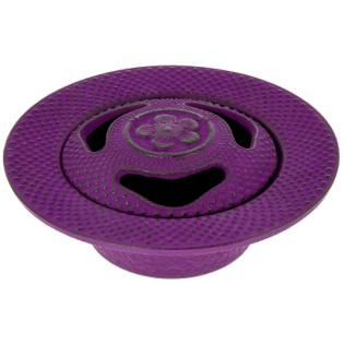 Incensario Iwachu Flor Cerezo Púrpura