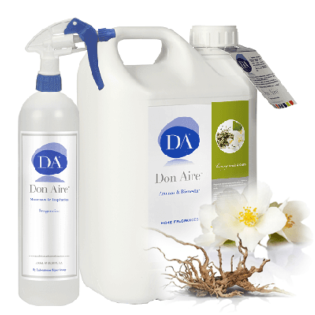 Ambientador Spray Jazmín & Cedro 5 l