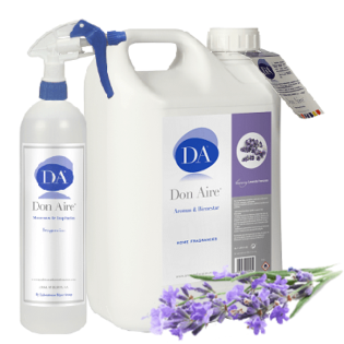 Home Fragrance Spray French Lavander 5 liter.