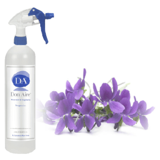 Parfum d'ambiance Spray Lilas 750ml.