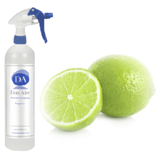 Parfum d'ambiance Spray Citron Mexicain 750ml.