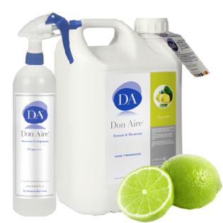 Home Fragrance Spray Mexican Lemon 5 liter.
