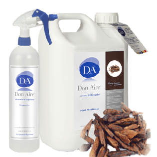 Home Fragrance Spray Oud Wood 5 liters