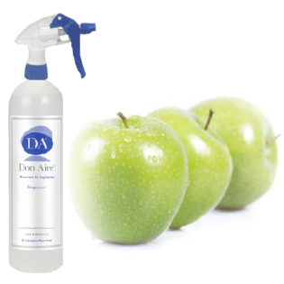 Home Fragrance Spray Green Apple 750ml.