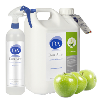 Home Fragrance Spray Green Apple 5 liter.