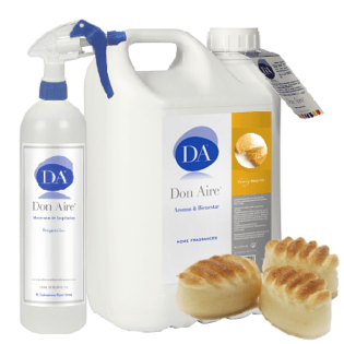 Home Fragrance Spray Marzipan 5 liter.