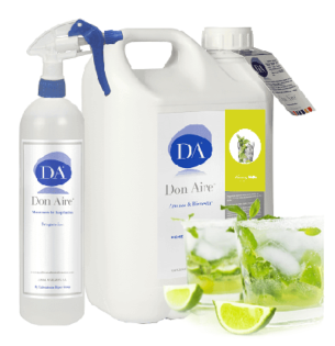 Home Fragrance Spray Mojito 5 liter.