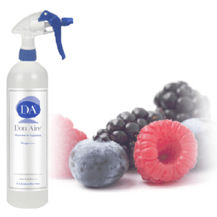 Ambientador Spray Moras Silvestres 750ml.