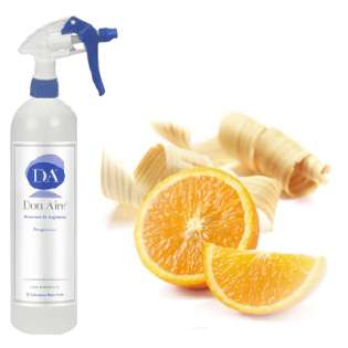 Ambientador Spray Naranja Cedro 750 ml