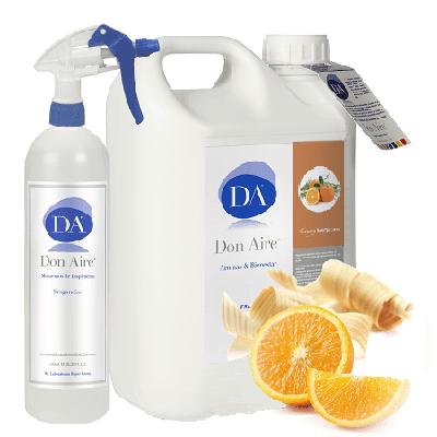 Parfum d'ambiance Spray Orange Cèdre 5l