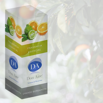 Aceites Esenciales Orange Bergamota