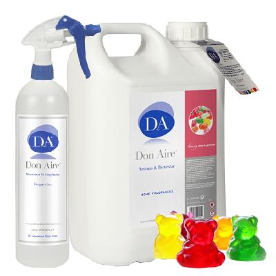 Ambientador Spray Ositos de Gominola 5lts.