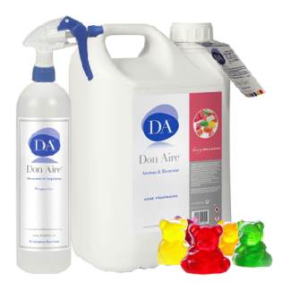Home Fragrances Spray Gummy Bears 5 liters.
