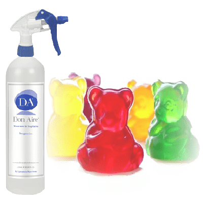 Ambientador Spray Ositos de Gominola 750ml.