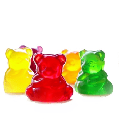 Home Fragrance Gummy Bears Sample